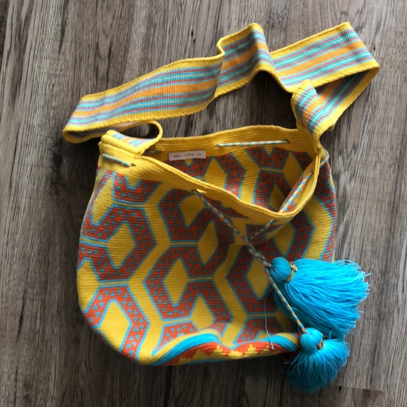 Handbags - NEW! Authentic Colombian 🇨🇴 Handwoven Bag